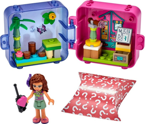 41436-1 Olivia's Jungle Play Cube
