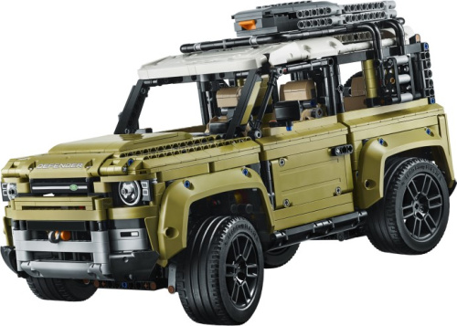 42110-1 Land Rover Defender