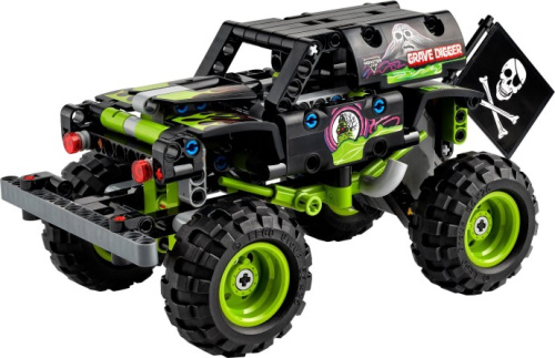 42118-1 Monster Jam Grave Digger
