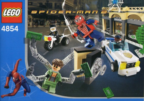 4854-1 Doc Ock's Bank Robbery