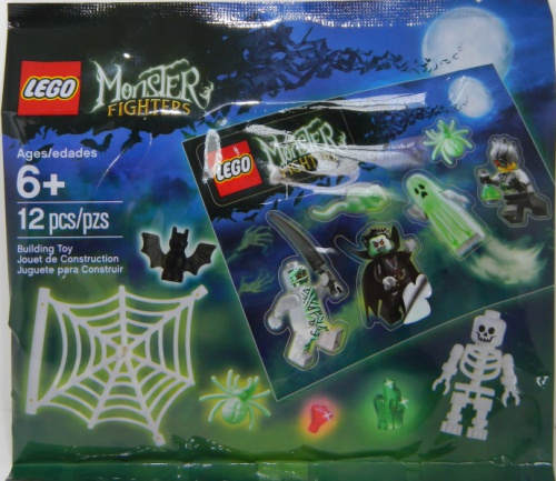 5000644-1 Monster Fighters promotional pack