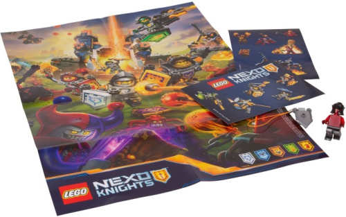 5004388-1 Nexo Knights Intro Pack