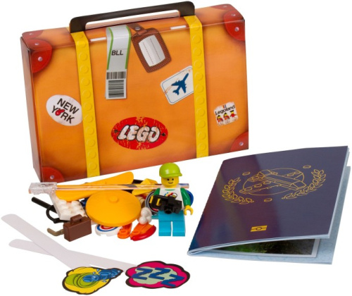 5004932-1 Travel Building Suitcase