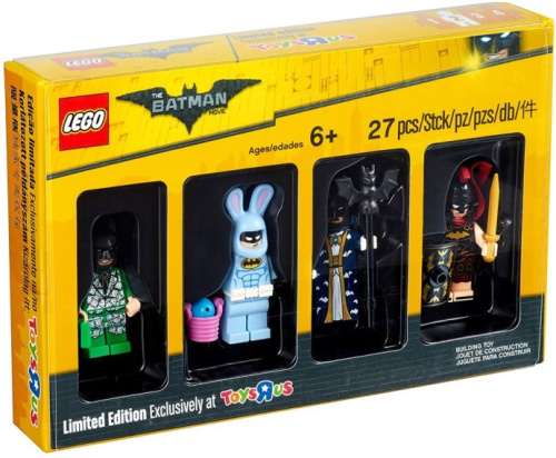 5004939-1 The LEGO Batman Movie Minifigure Collection