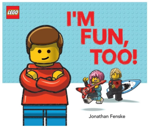 5005607-1 Picture Book: I'm Fun, Too!