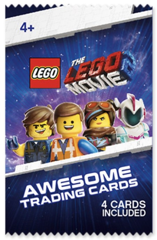 5005775-1 The LEGO Movie 2 Awesome Trading Cards