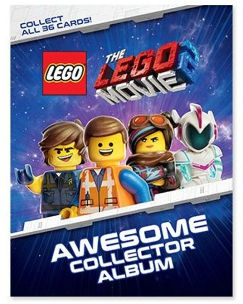5005777-1 The LEGO Movie 2 Awesome Collector Album