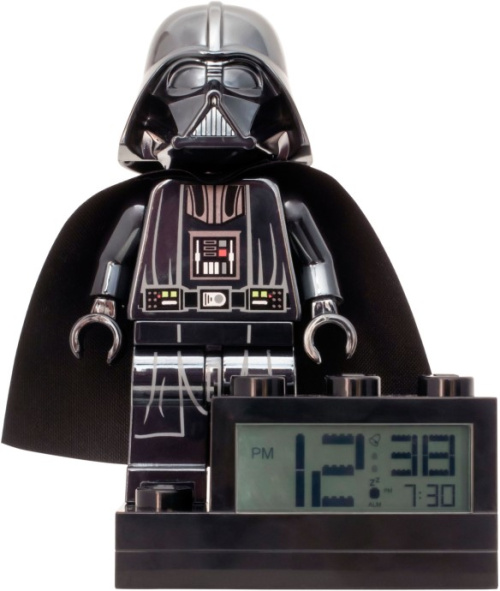 5005823-1 20th Anniversary Darth Vader Brick Clock