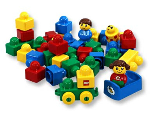 5434-1 LEGO Baby Stack 'n' Learn
