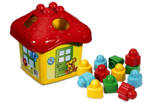 5461-1 Shape Sorter House