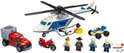 60243-1 Police Helicopter Chase