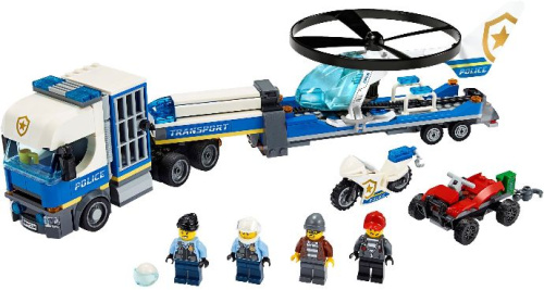 60244-1 Police Helicopter Transport