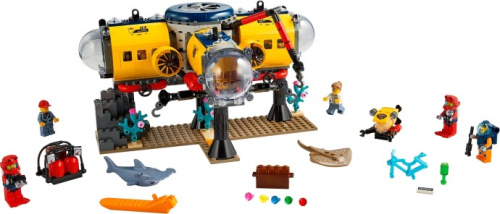 60265-1 Ocean Exploration Base