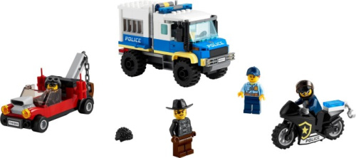 60276-1 Police Prisoner Transport