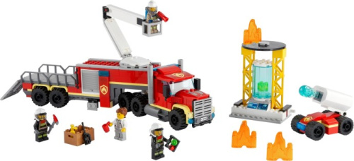 60282-1 Fire Command Unit
