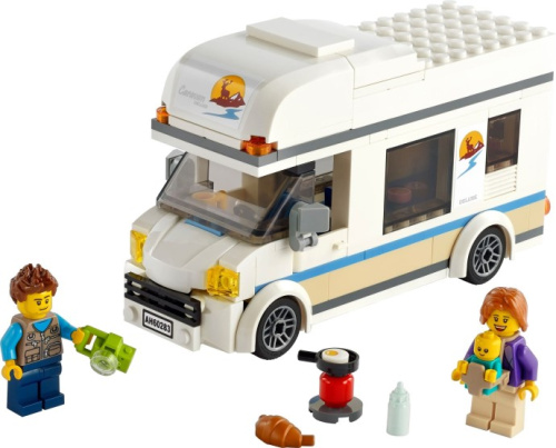 60283-1 Holiday Camper Van