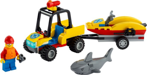 60286-1 Beach Rescue ATV