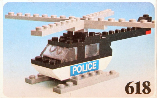 618-1 Police Helicopter