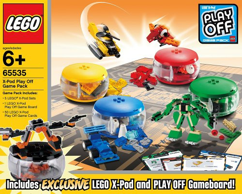65535-1 X-Pod Play Off Game Pack