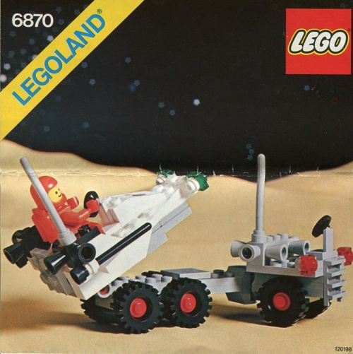 6870-1 Space Probe Launcher