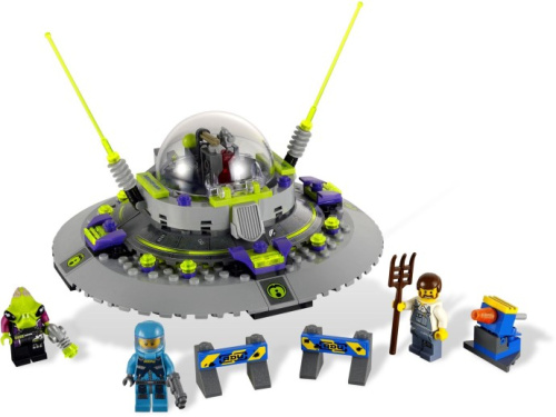 7052-1 UFO Abduction