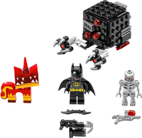 70817-1 Batman & Super Angry Kitty Attack