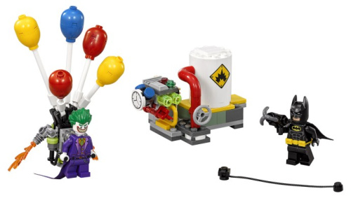 70900-1 The Joker Balloon Escape