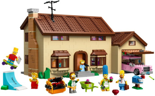 71006-1 The Simpsons House