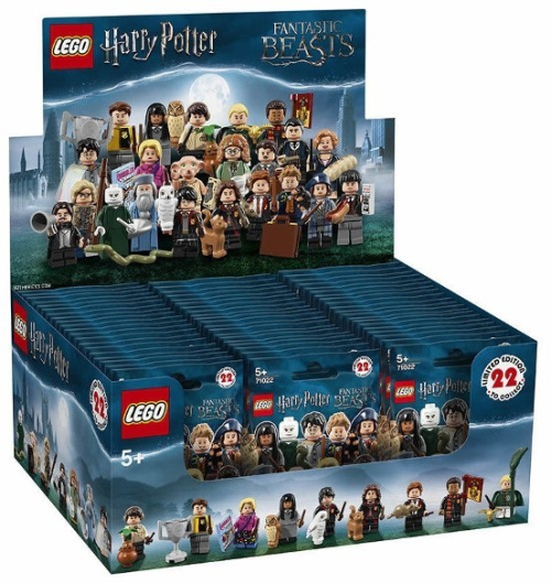 71022-24 LEGO Minifigures - Harry Potter and Fantastic Beasts Series 1 - Sealed box