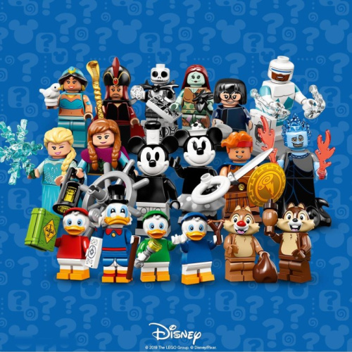 71024-20 LEGO Minifigures - The Disney Series 2 - Sealed Box