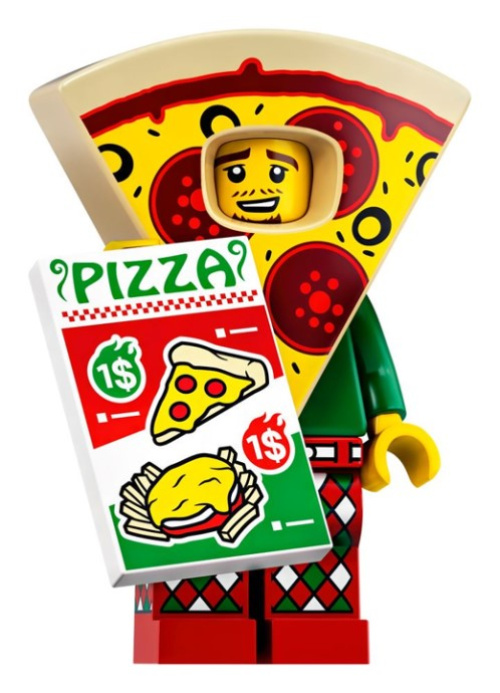 71025-10 Pizza Costume Guy