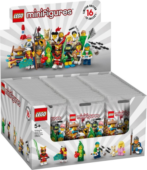 71027-18 LEGO Minifigures - Series 20 - Sealed Box