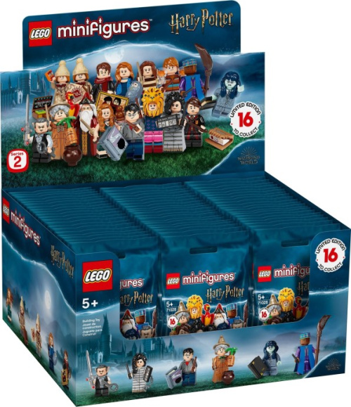 71028-18 LEGO Minifigures - Harry Potter Series 2 - Sealed box
