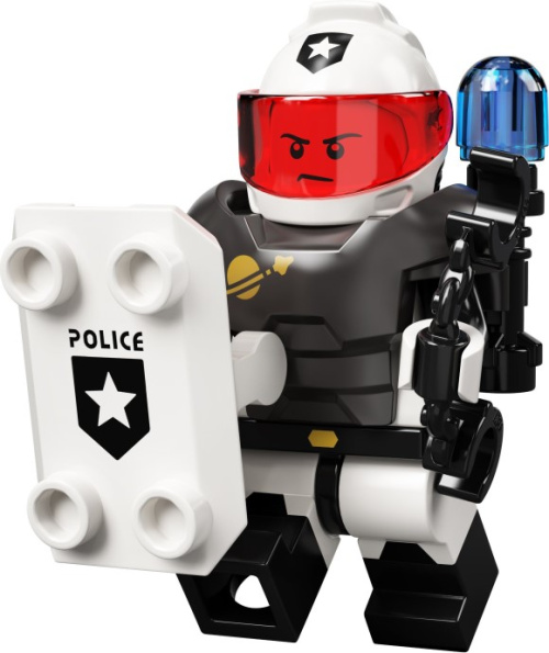 71029-10 Space Police Guy