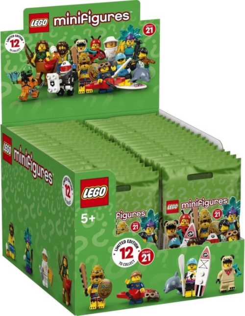 71029-14 LEGO Minifigures - Series 21 - Sealed Box