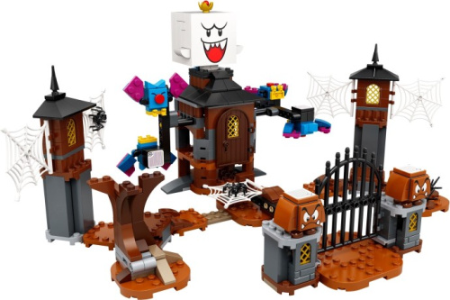 71377-1 King Boo and the Haunted Yard