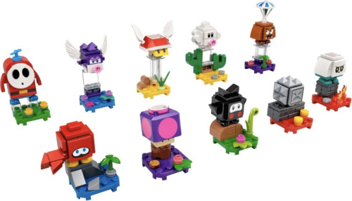 71386-11 Character Pack - Series 2 - Complete