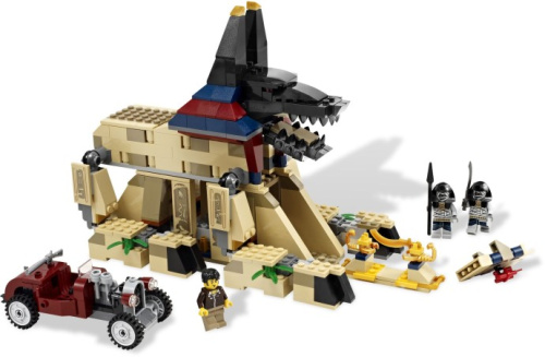 7326-1 Rise of the Sphinx
