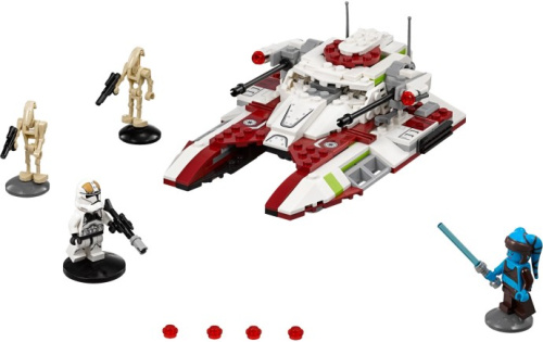 75182-1 Republic Fighter Tank