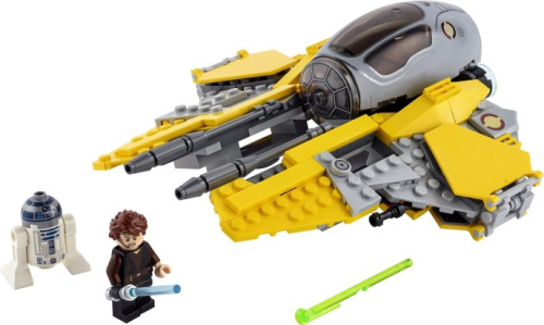 75281-1 Anakin's Jedi Interceptor