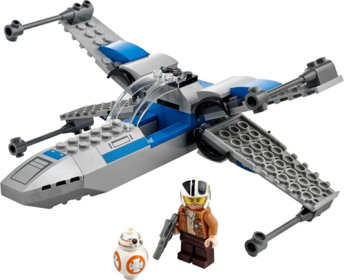 75297-1 Resistance X-wing Starfighter