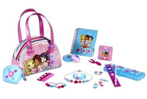 7538-1 Totally Clikits Fashion Bag and Accessories