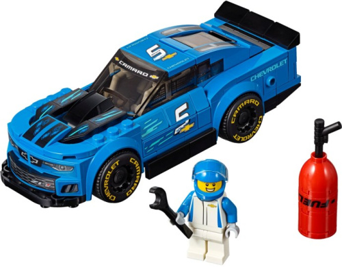 75891-1 Chevrolet Camaro ZL1 Race Car