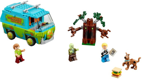 75902-1 The Mystery Machine