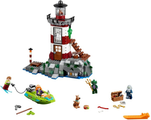 75903-1 Haunted Lighthouse