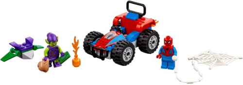 76133-1 Spider-Man Car Chase