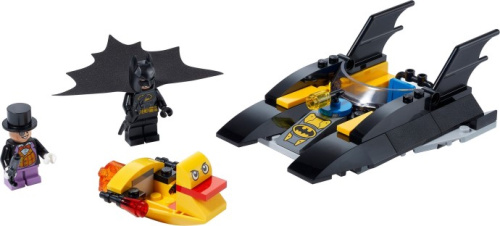 76158-1 Batboat The Penguin Pursuit!