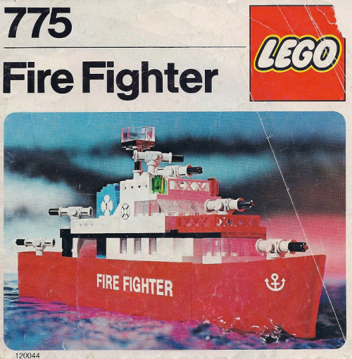 775-1 Fire Fighter