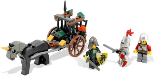 7949-1 Prison Carriage Rescue