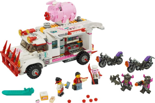 80009-1 Pigsy's Food Truck